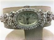TISSOT Gent's Wristwatch 14K GOLD WATCH 44 Diamonds 1.22 Carat T.W. 14K White Go